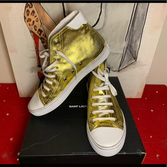 Saint Laurent Shoes   Ysl Saint Laurent